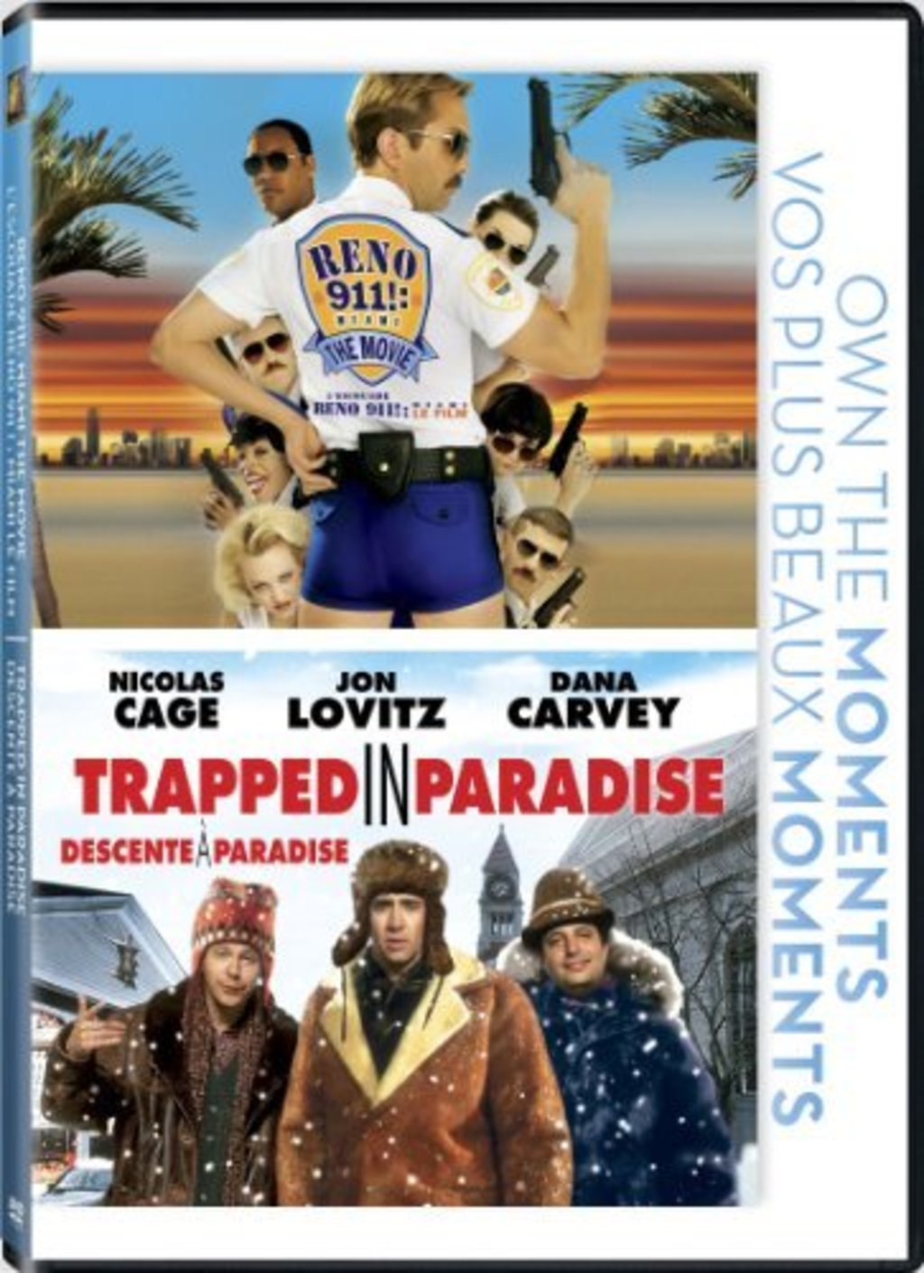 Trapped in paradise the movie