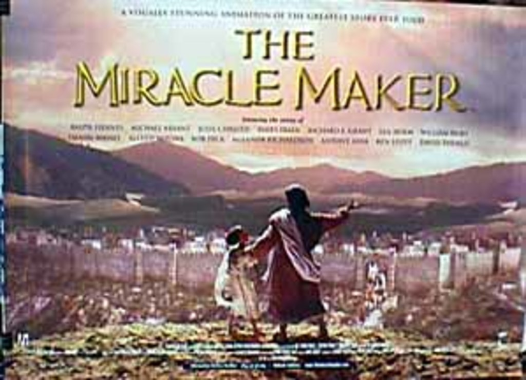 Movie the miracle maker