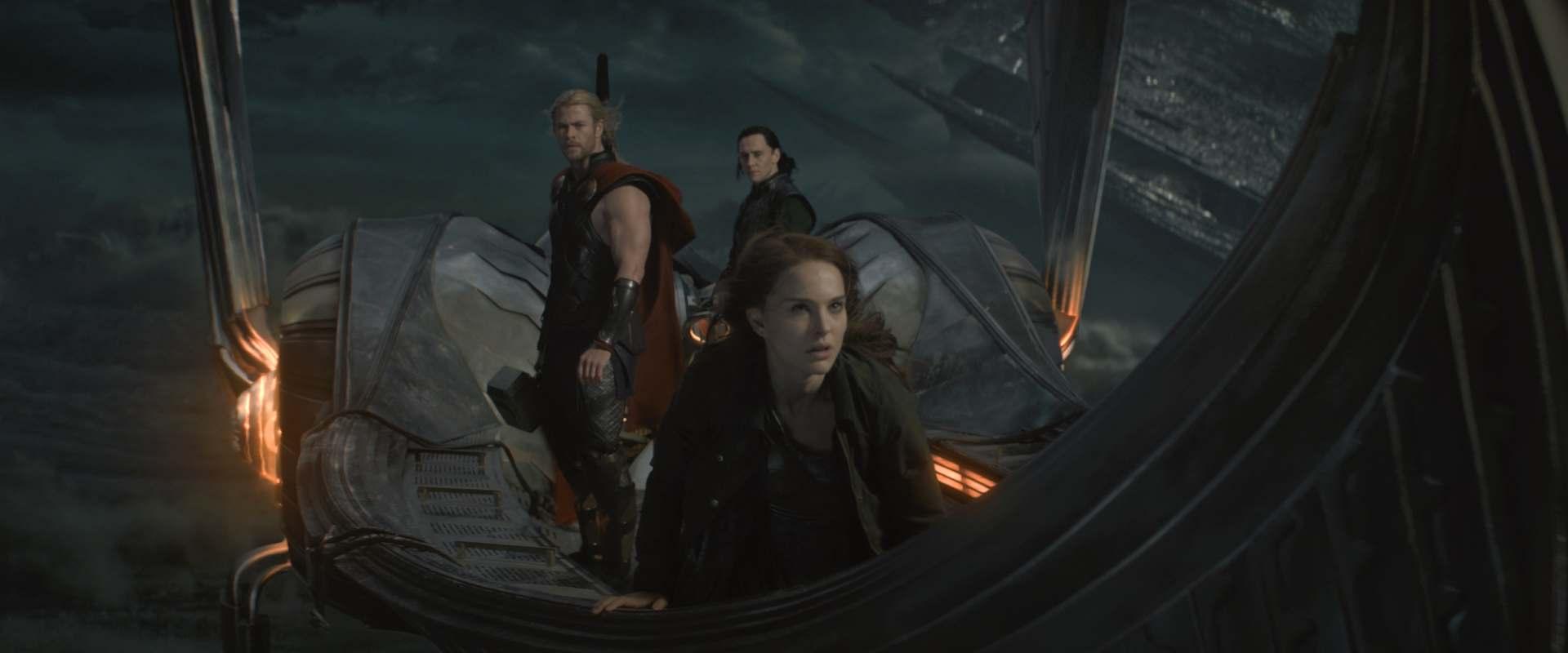 Thor The Dark Kingdom Netflix