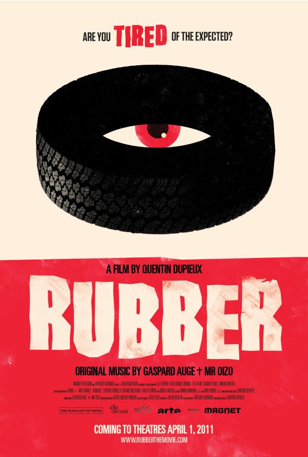 rubber  netflix today netflixmoviescom