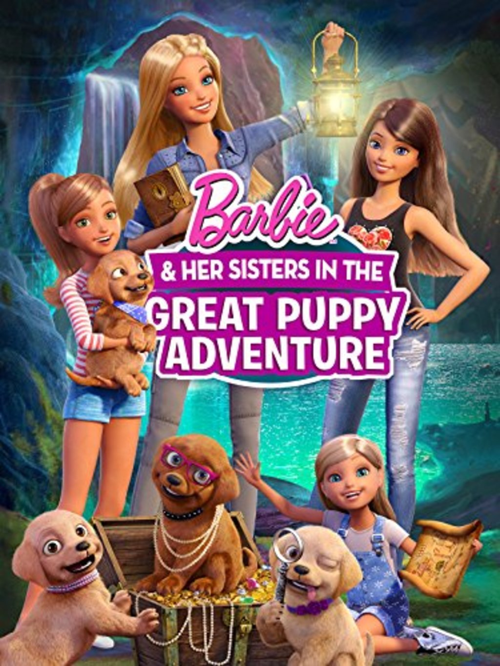 Watch Barbie Amp Her Sisters In The Great Puppy Adventure On