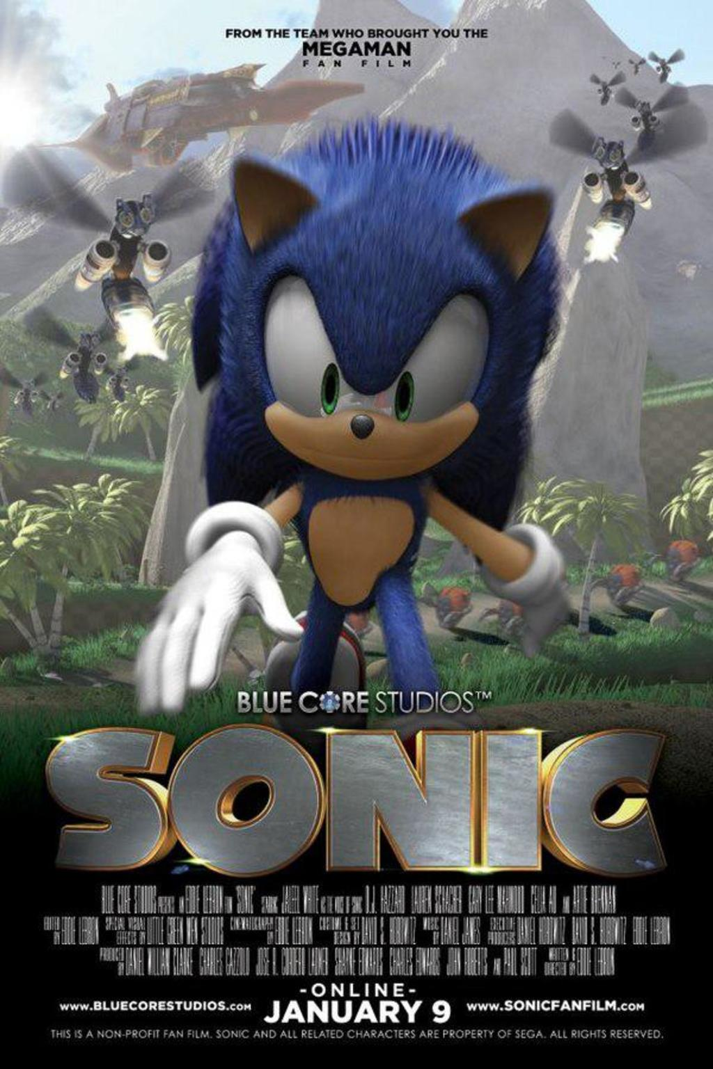 Watch Sonic On Netflix Today Netflixmovies Com