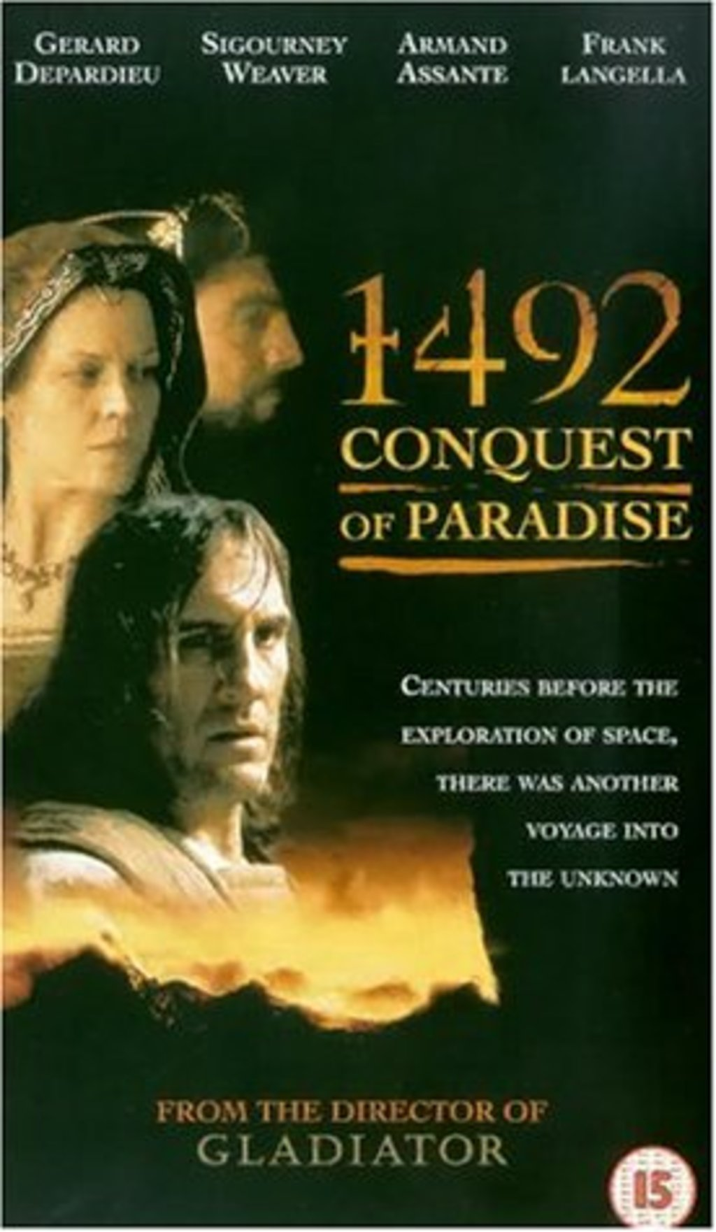 an analysis of the movie conquest of paradise Summaries big budget account of christopher columbus' discovery of the americas released in 1992 to celebrate the 500th anniversary of the discovery.