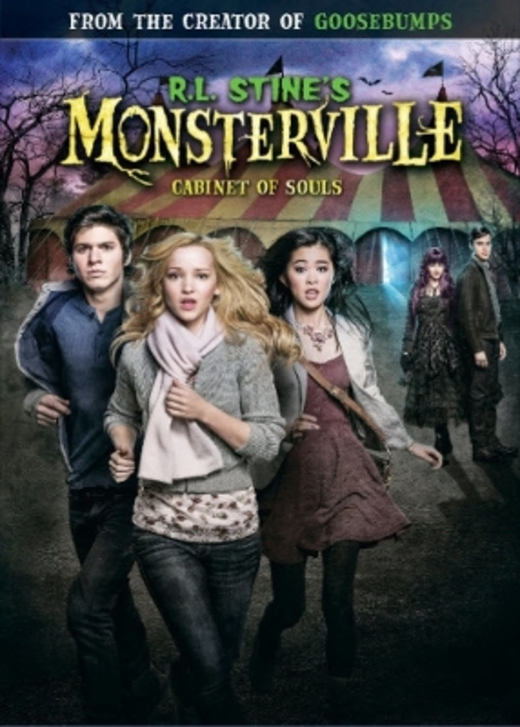 Watch R.L. Stine's Monsterville: The Cabinet of Souls on Netflix ...