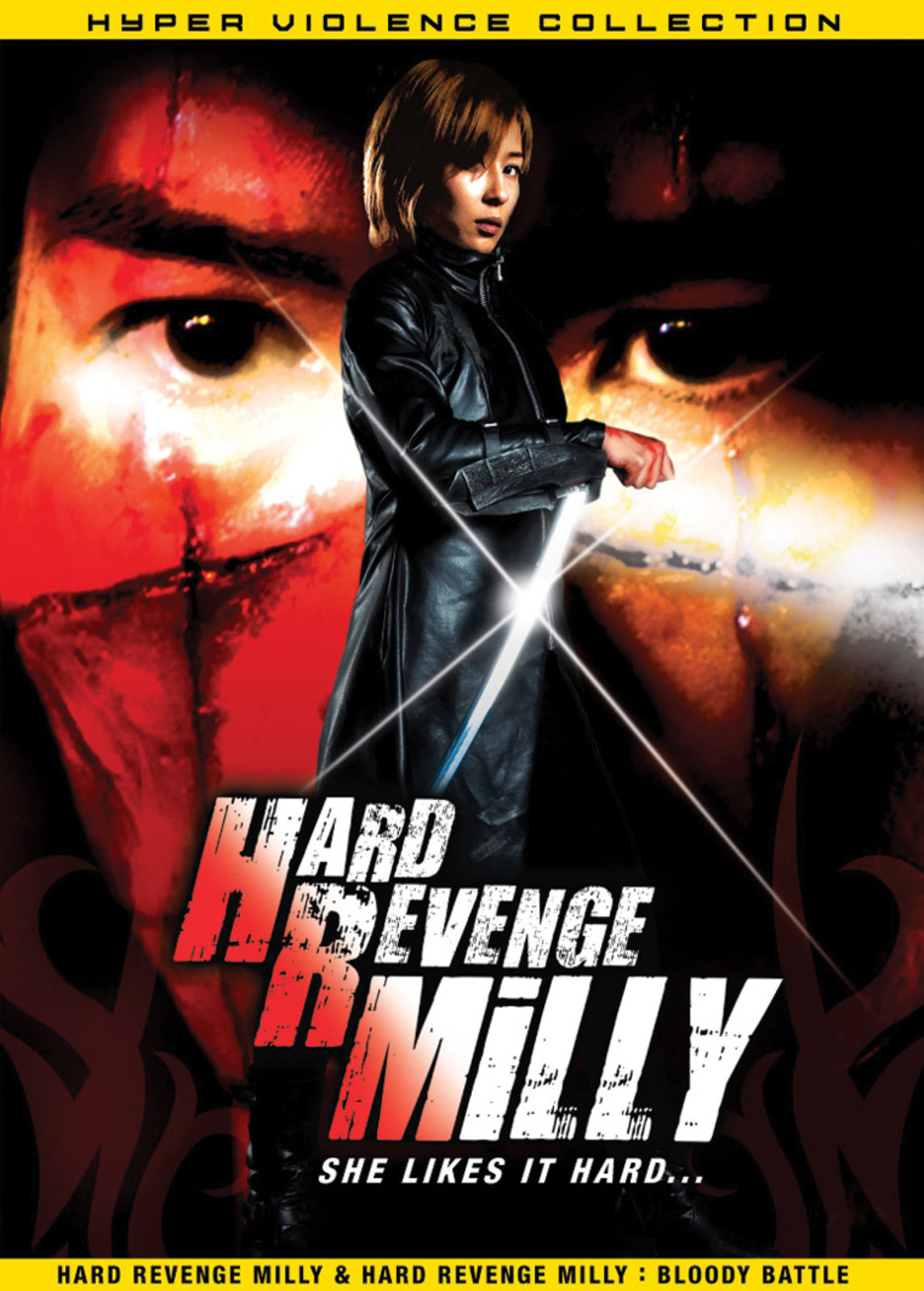 watch hard revenge milly bloody battle on netflix today