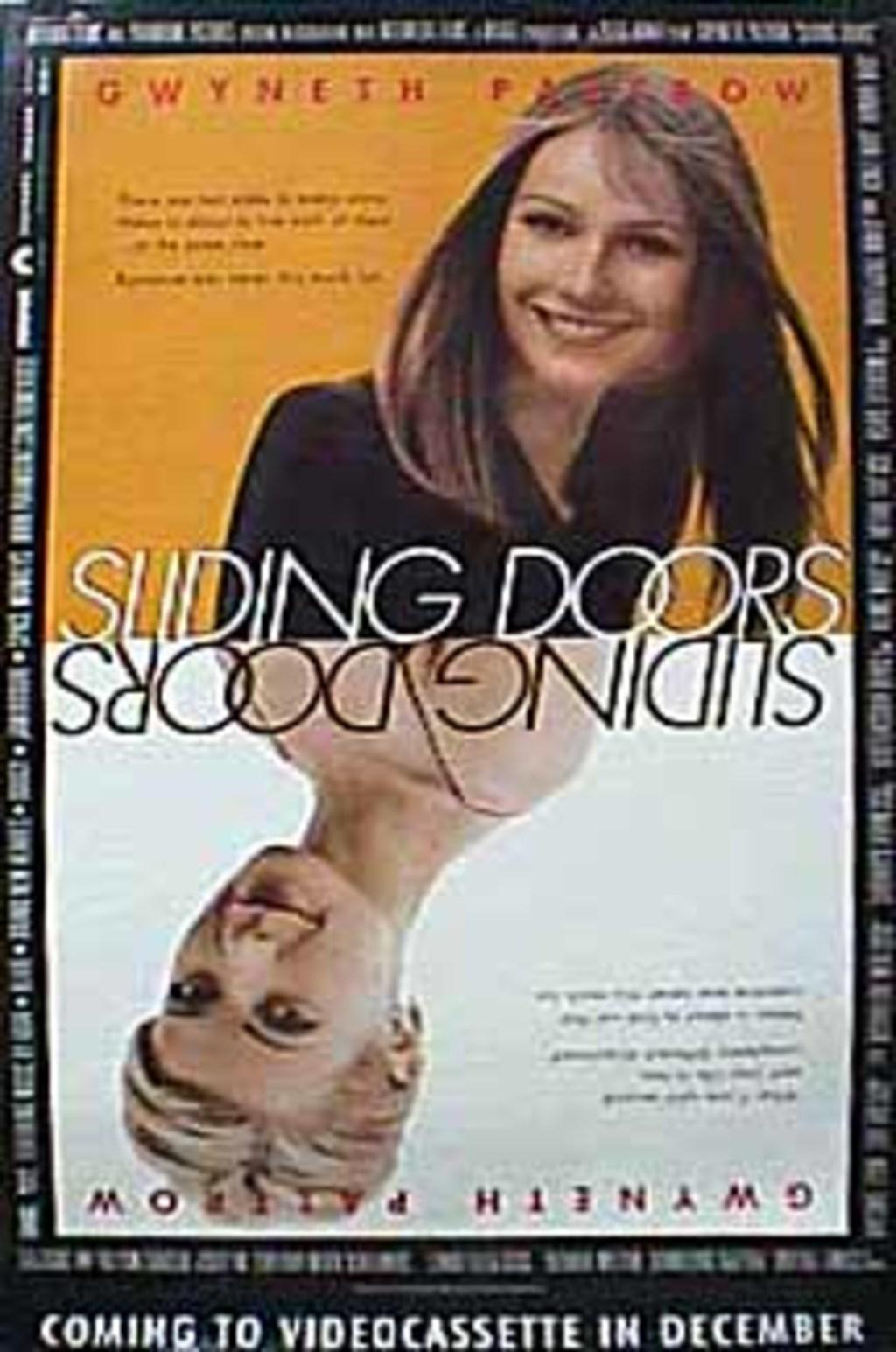 Watch Sliding Doors On Netflix Today Netflixmovies