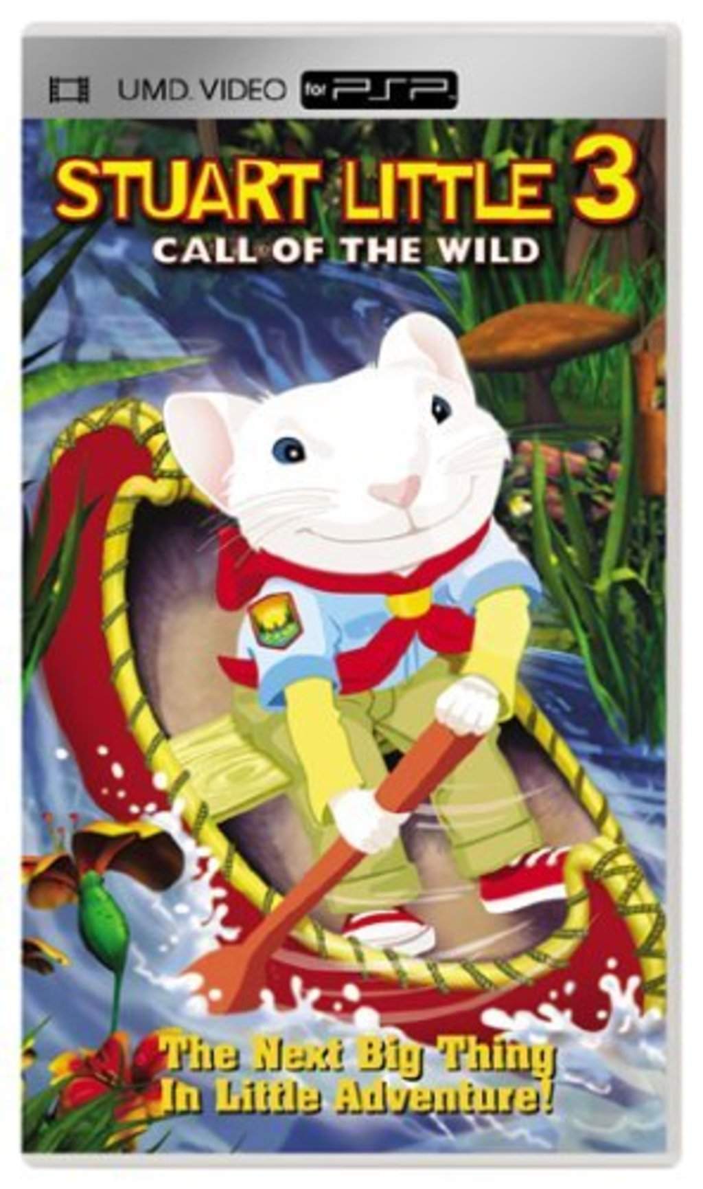 Watch Stuart Little 3 Call Of The Wild On Netflix Today