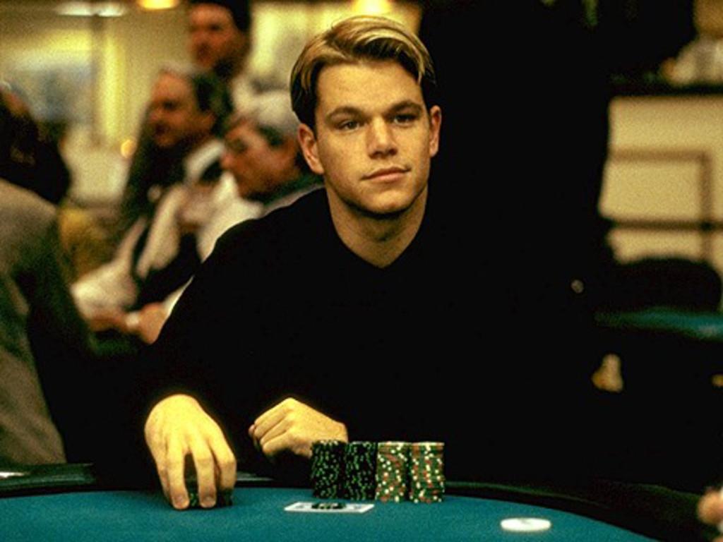 Film poker matt damon