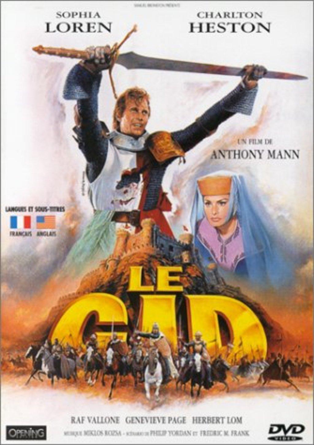 watch el cid movie online free