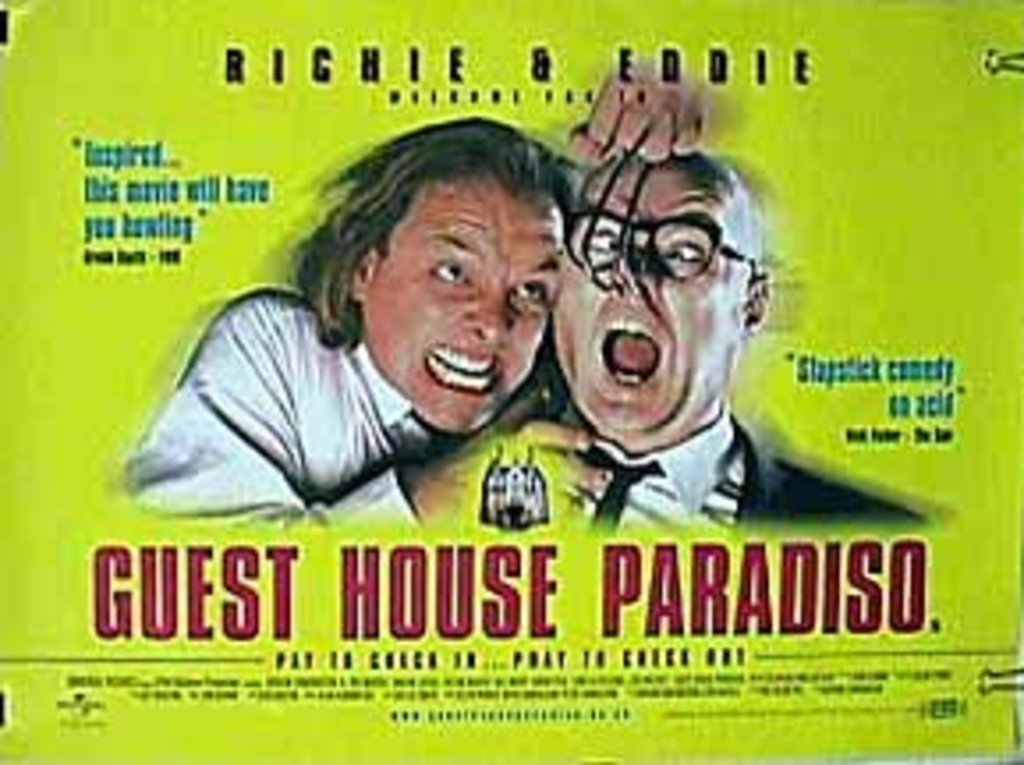 Watch Guest House Paradiso On Netflix Today