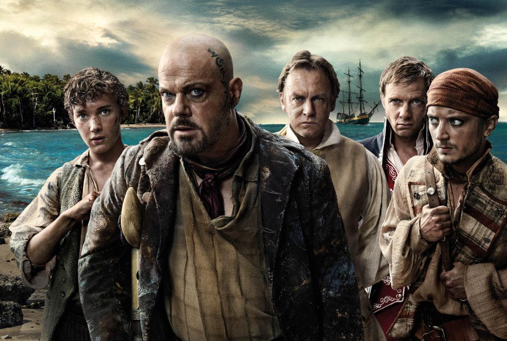 treasure island movie 2012