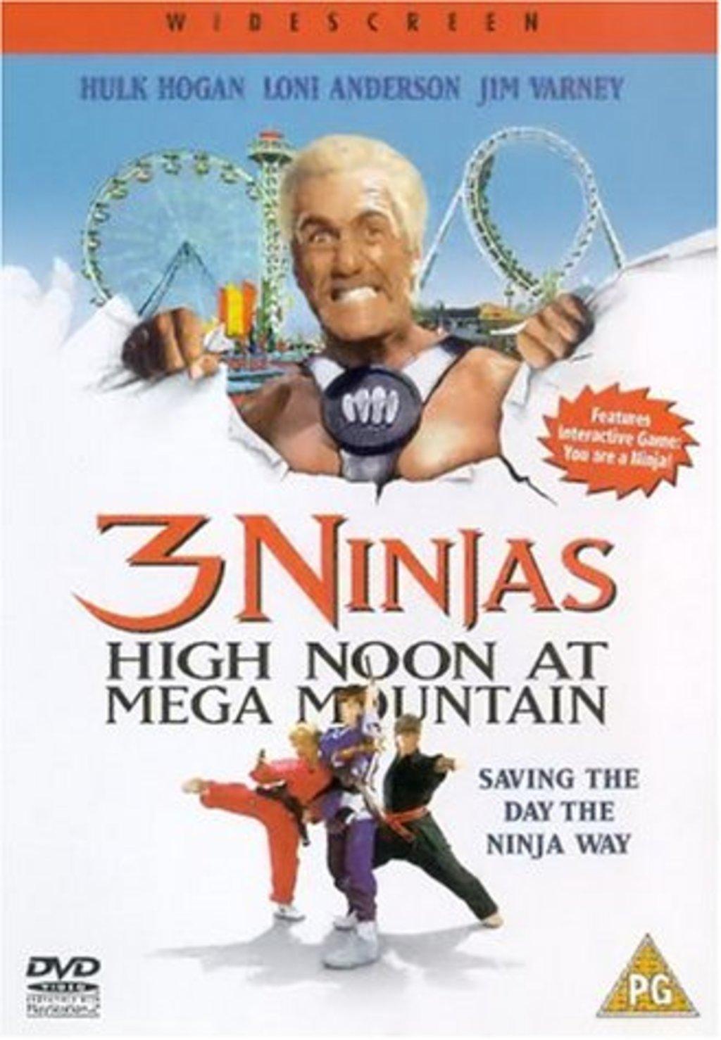 Ninjas Movie Netflix
