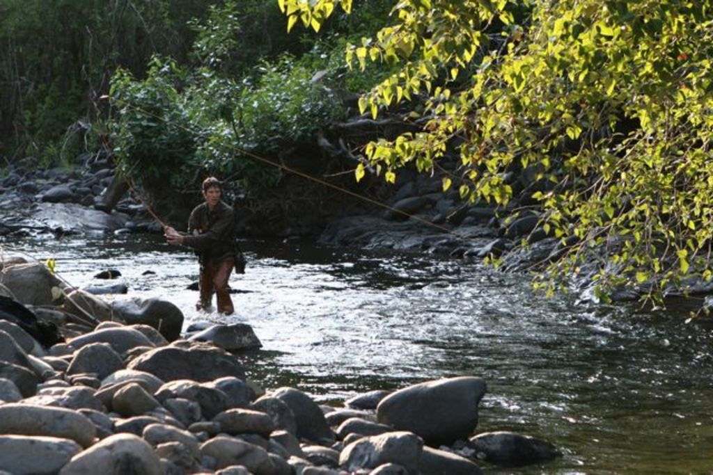 Watch the river why on netflix today for Fishing shows on netflix