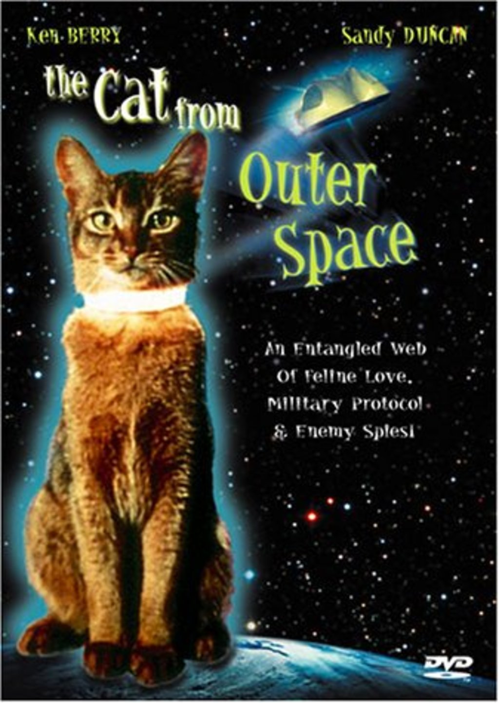 Watch the cat from outer space on netflix today for Outer space movies