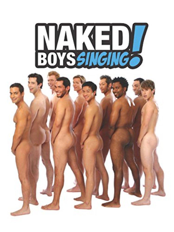 Naked boys singing, teen fun time naked
