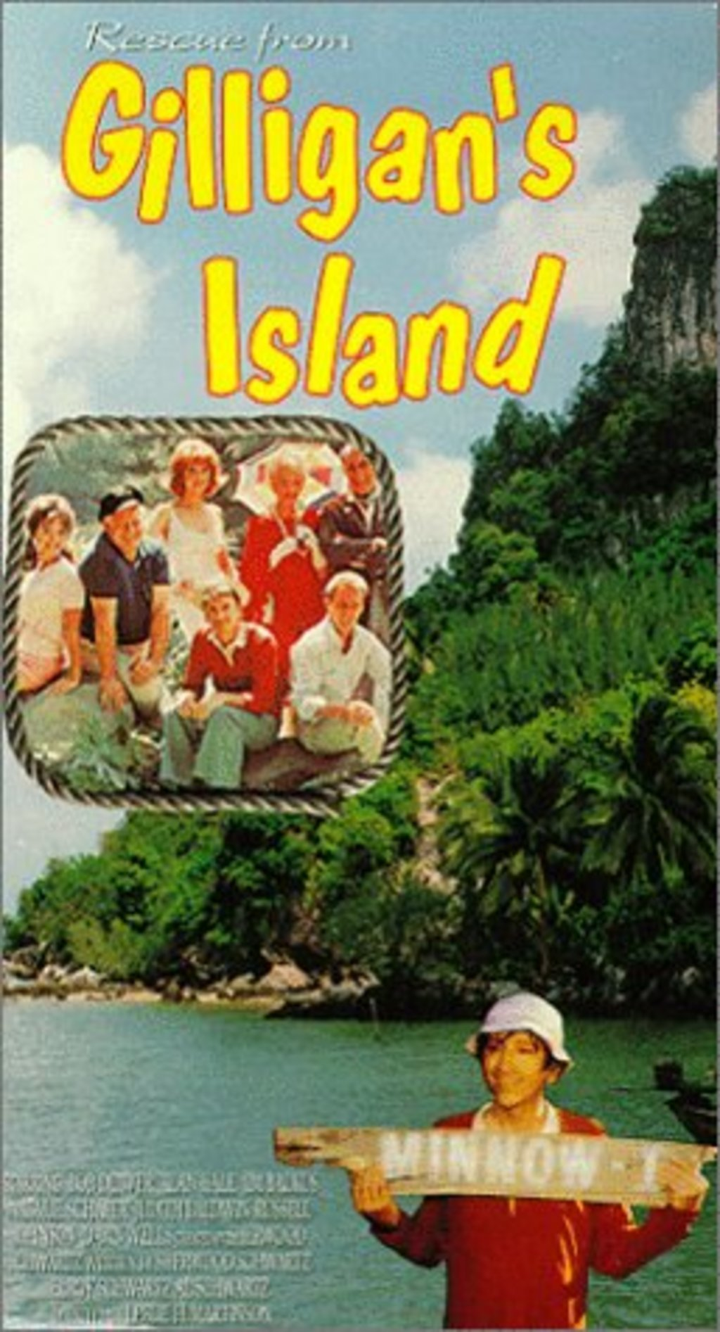 watch rescue from gilligans island on netflix today