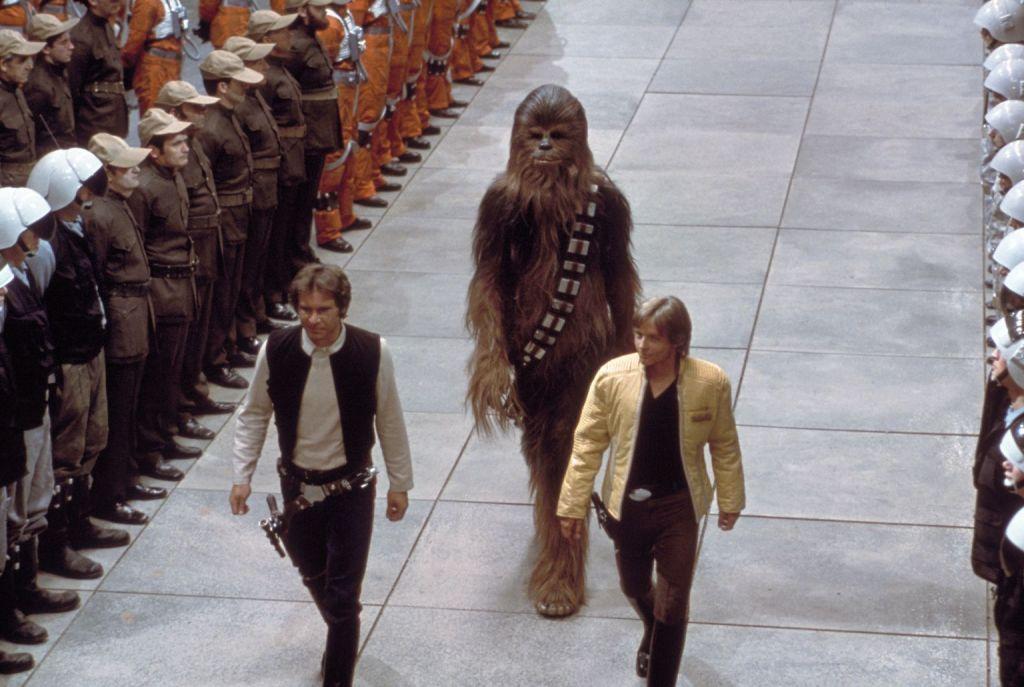 Netflix Star Wars Episode 4