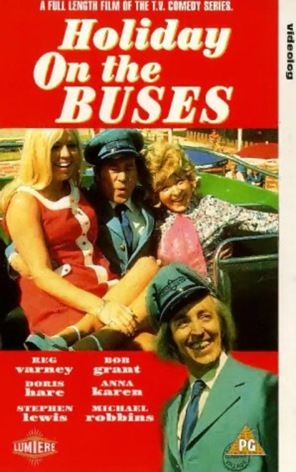 Watch Holiday On The Buses On Netflix Today