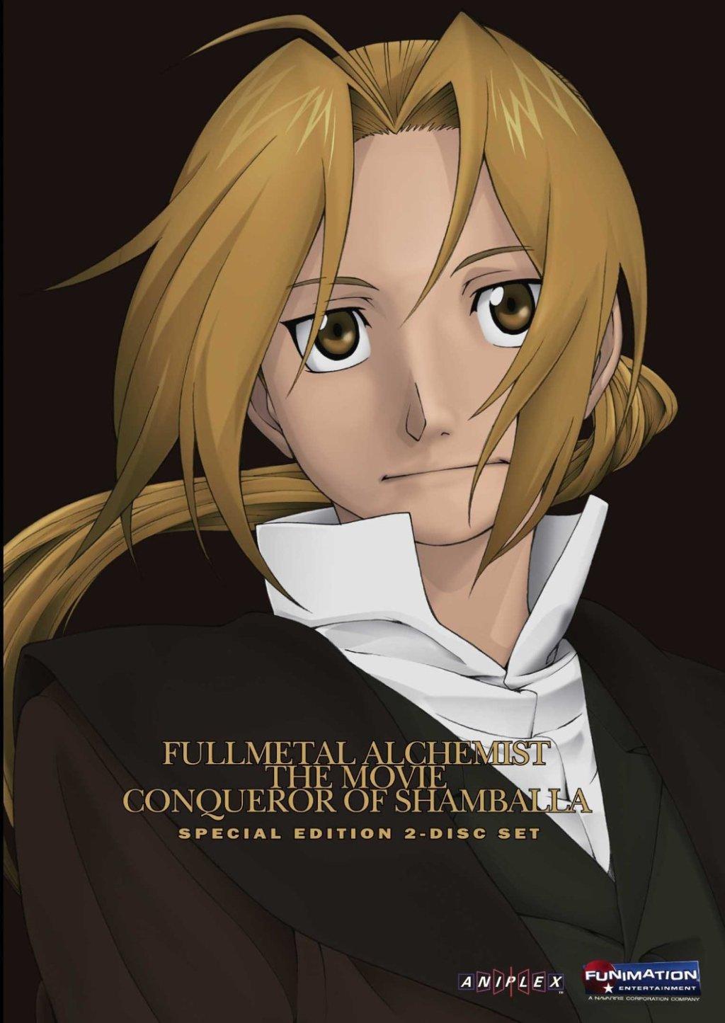 Watch Fullmetal Alchemist The Movie: Conqueror Of