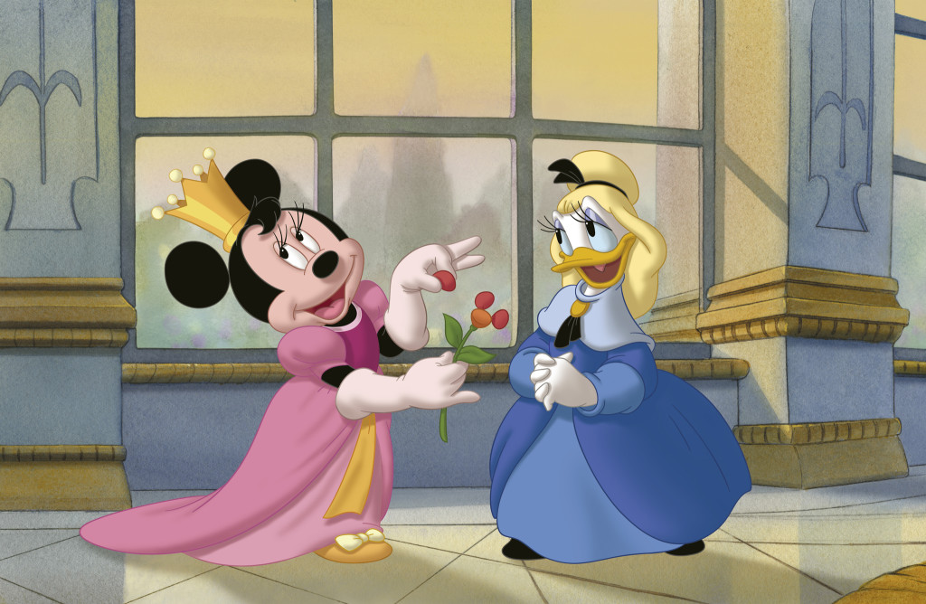 mickey mouse three musketeers movie youtube