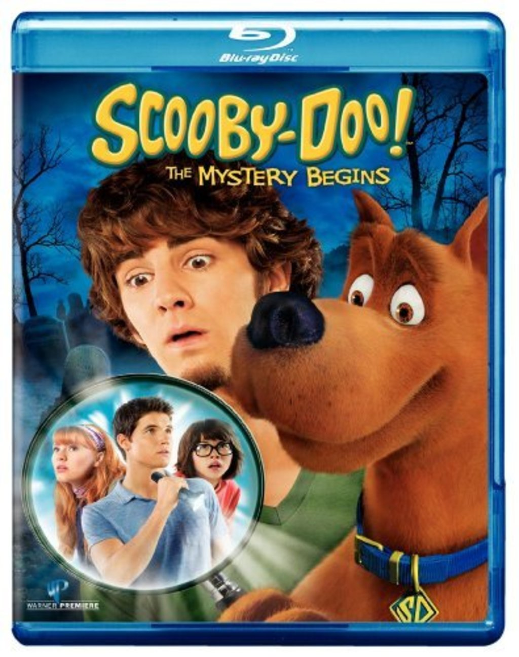 Watch Scooby Doo The Mystery Begins On Netflix Today