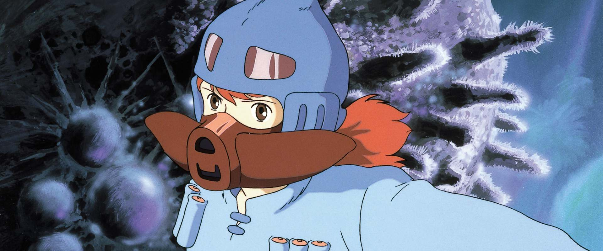 Nausicaä of the Valley of the Wind background 1