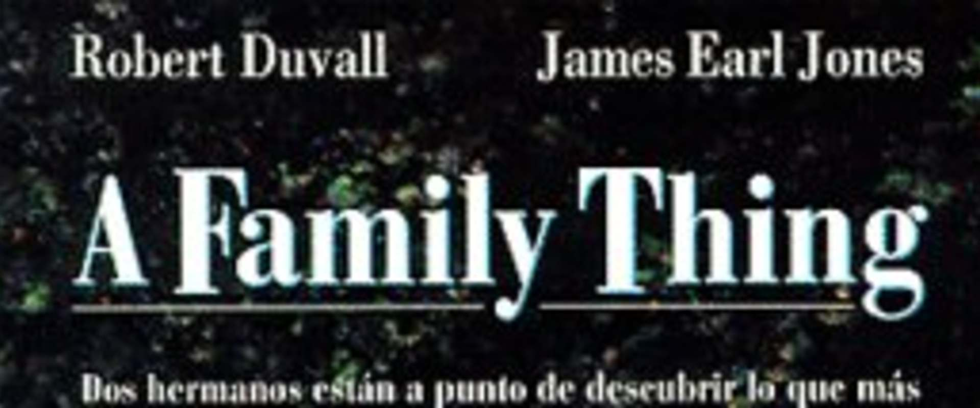 A Family Thing background 2