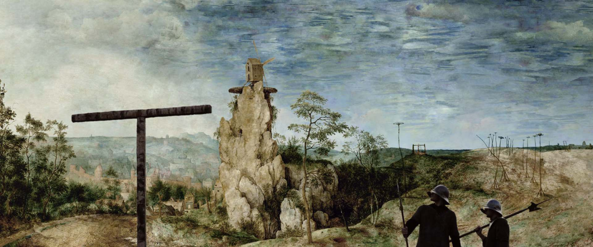 The Mill and the Cross background 1
