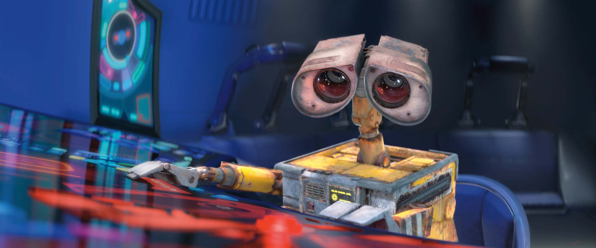 WALL·E background 1