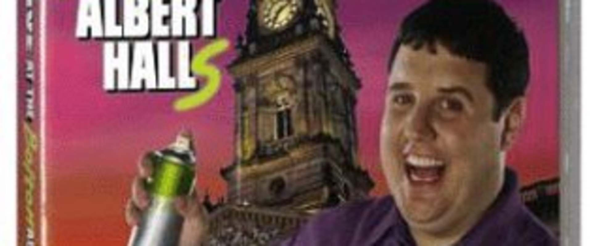 Peter Kay: Live at the Bolton Albert Halls background 1