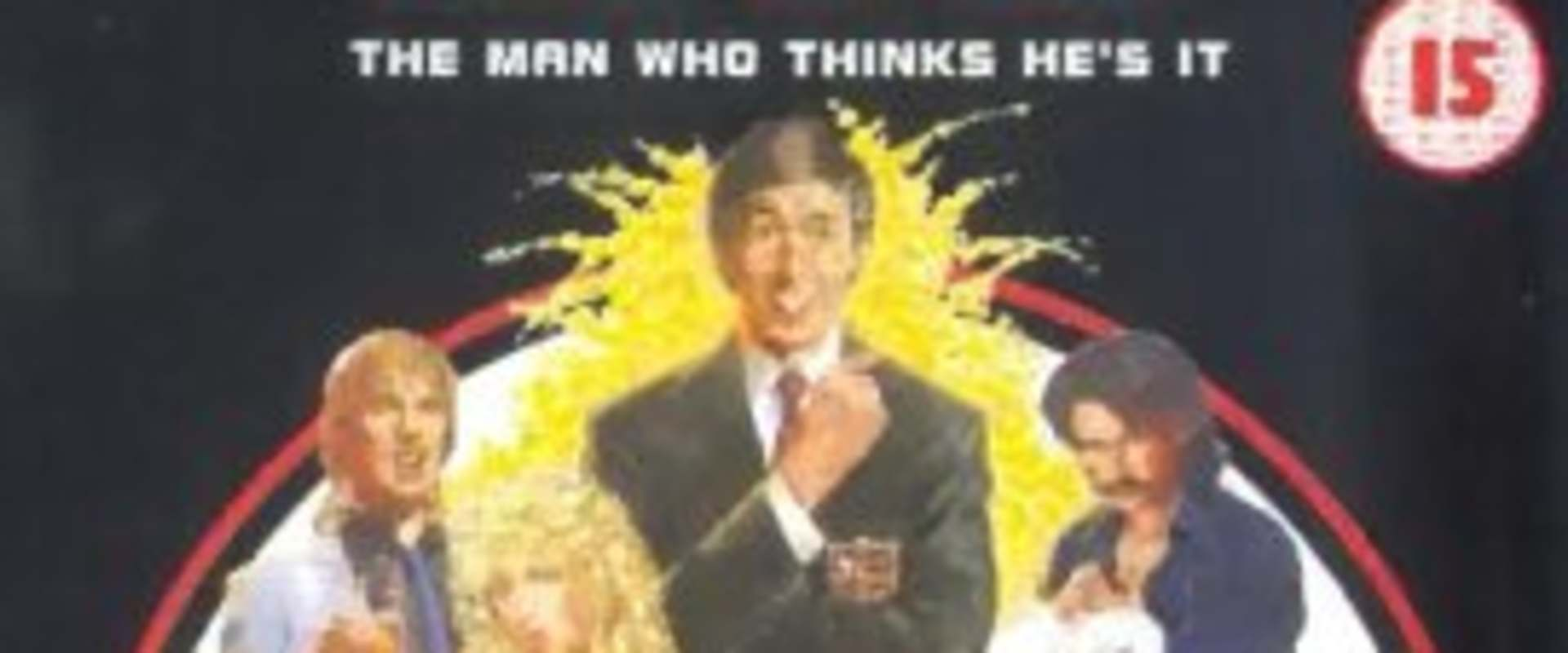 Steve Coogan: The Man Who Thinks He's It background 1