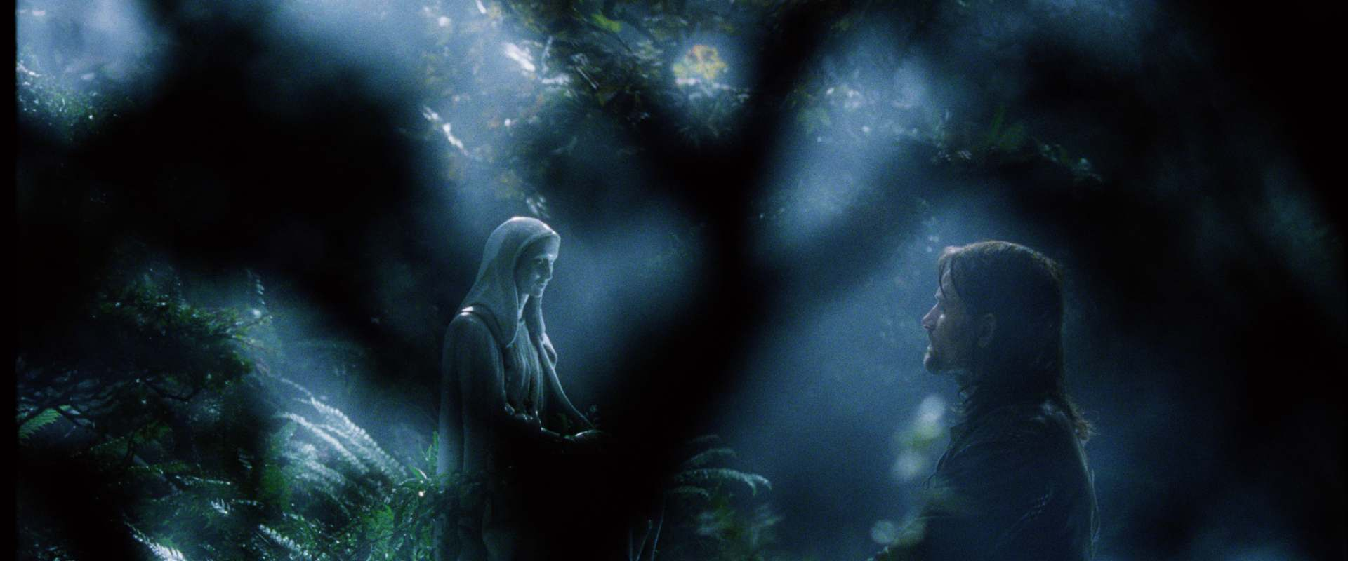 The Lord of the Rings: The Fellowship of the Ring background 2