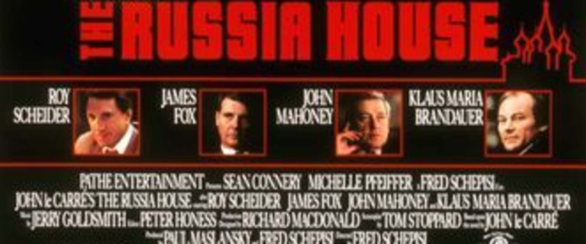 The Russia House background 1