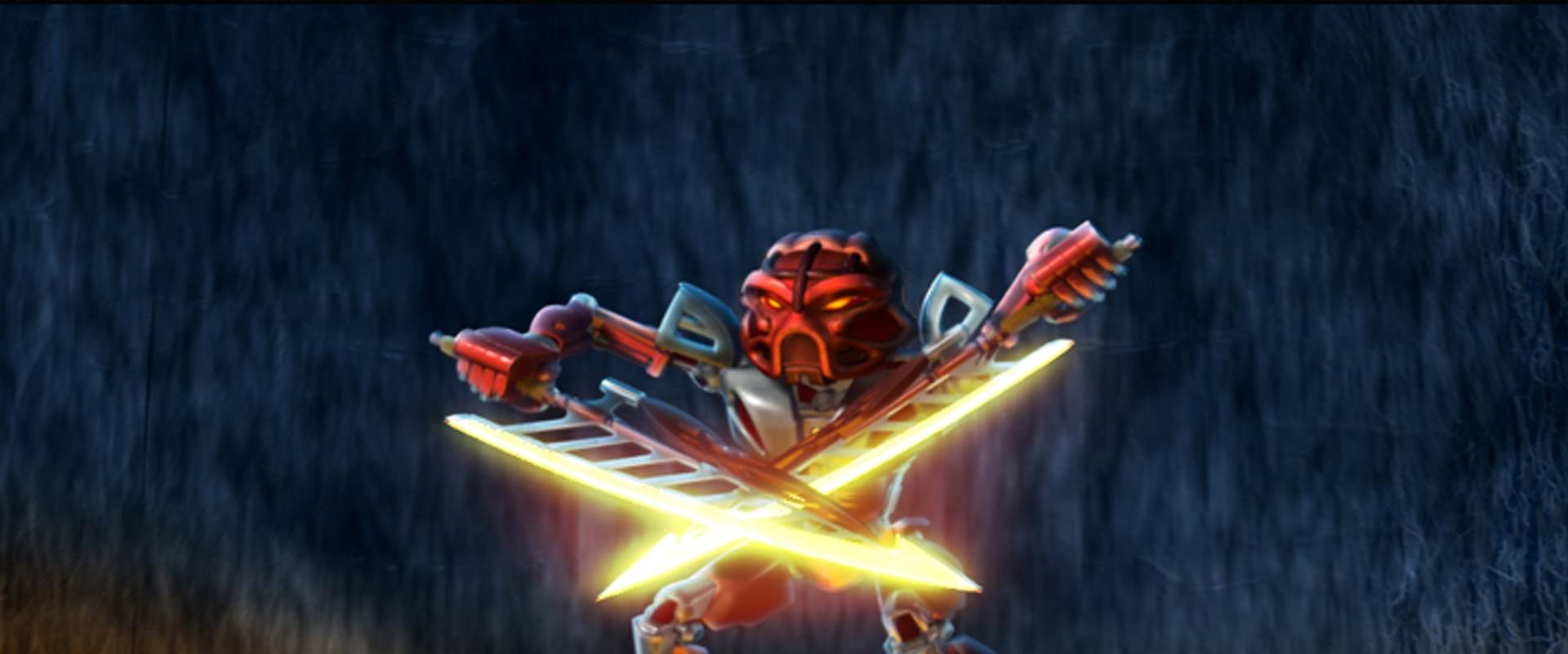 Bionicle: Mask of Light background 2