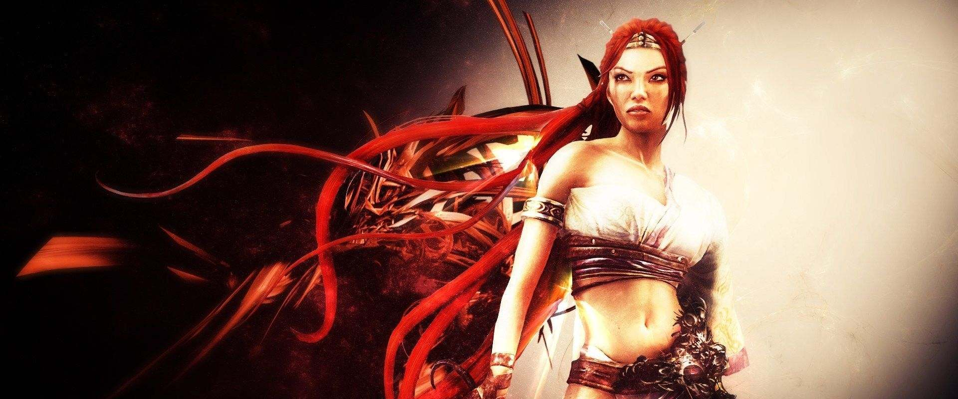 Heavenly Sword background 2