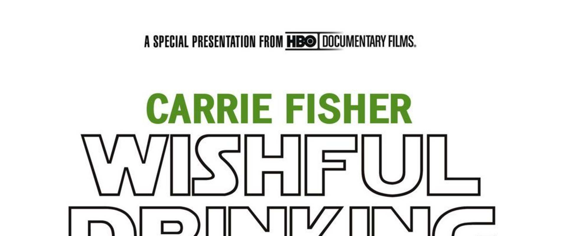 Carrie Fisher: Wishful Drinking background 2