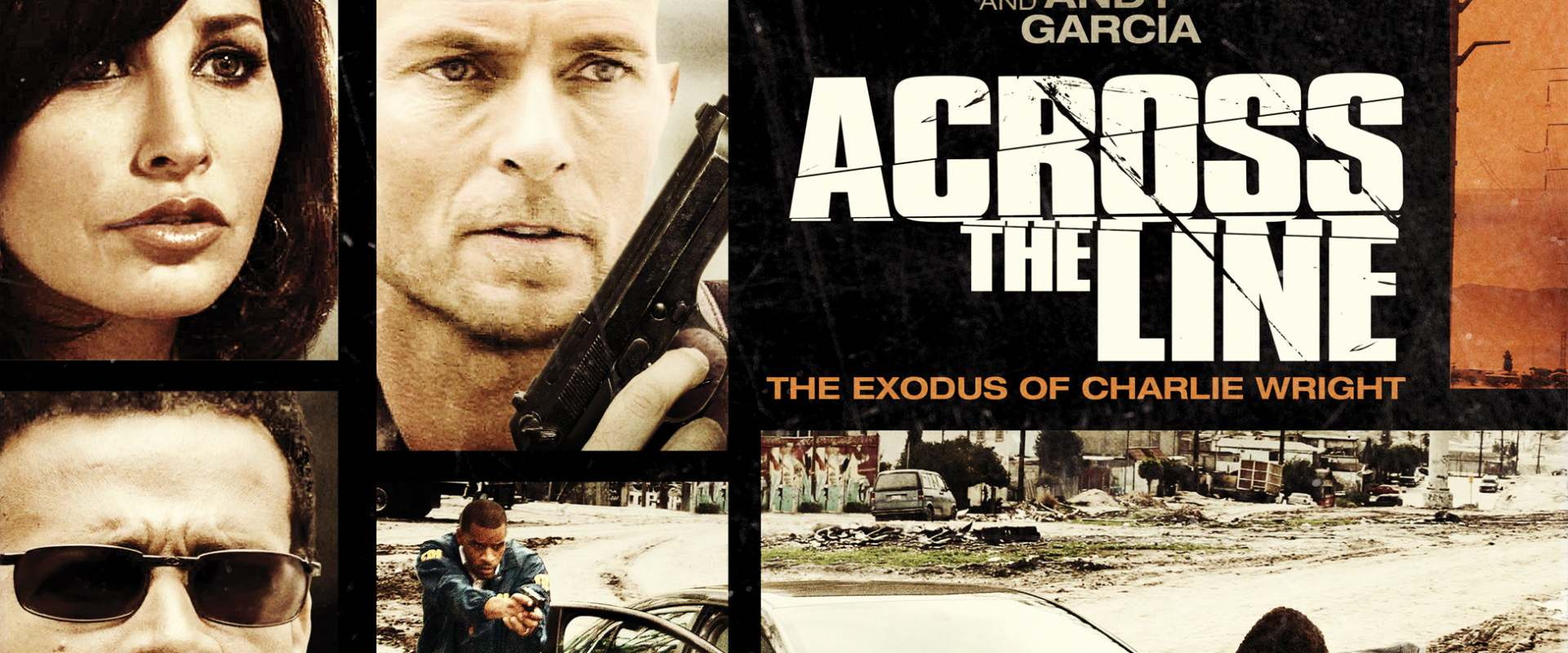 Across the Line: The Exodus of Charlie Wright background 2