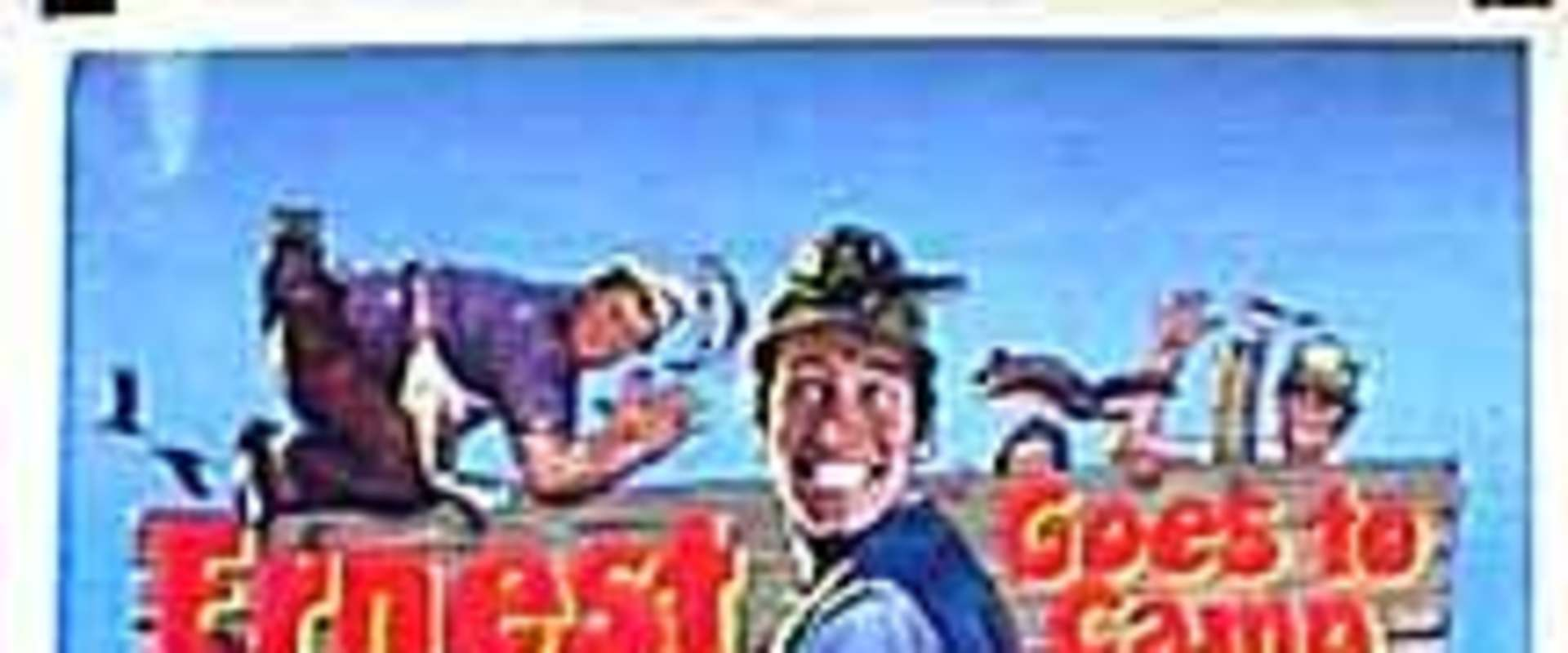 Ernest Goes to Camp background 2