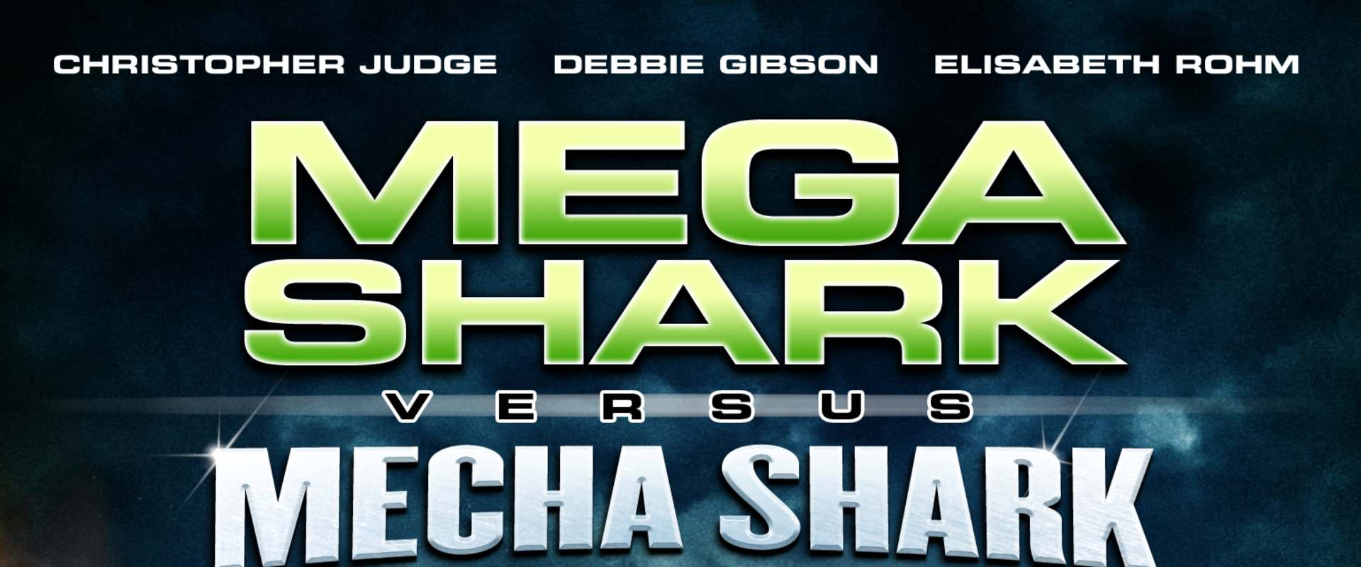 Mega Shark vs. Mecha Shark background 1