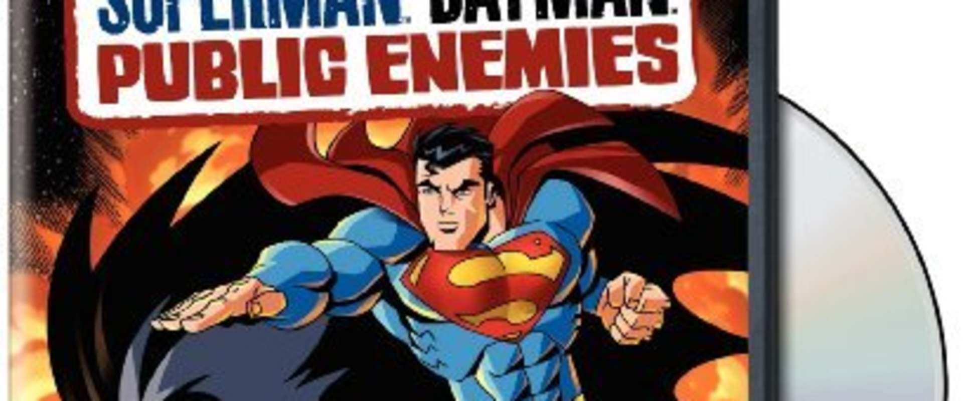 Superman/Batman: Public Enemies background 1