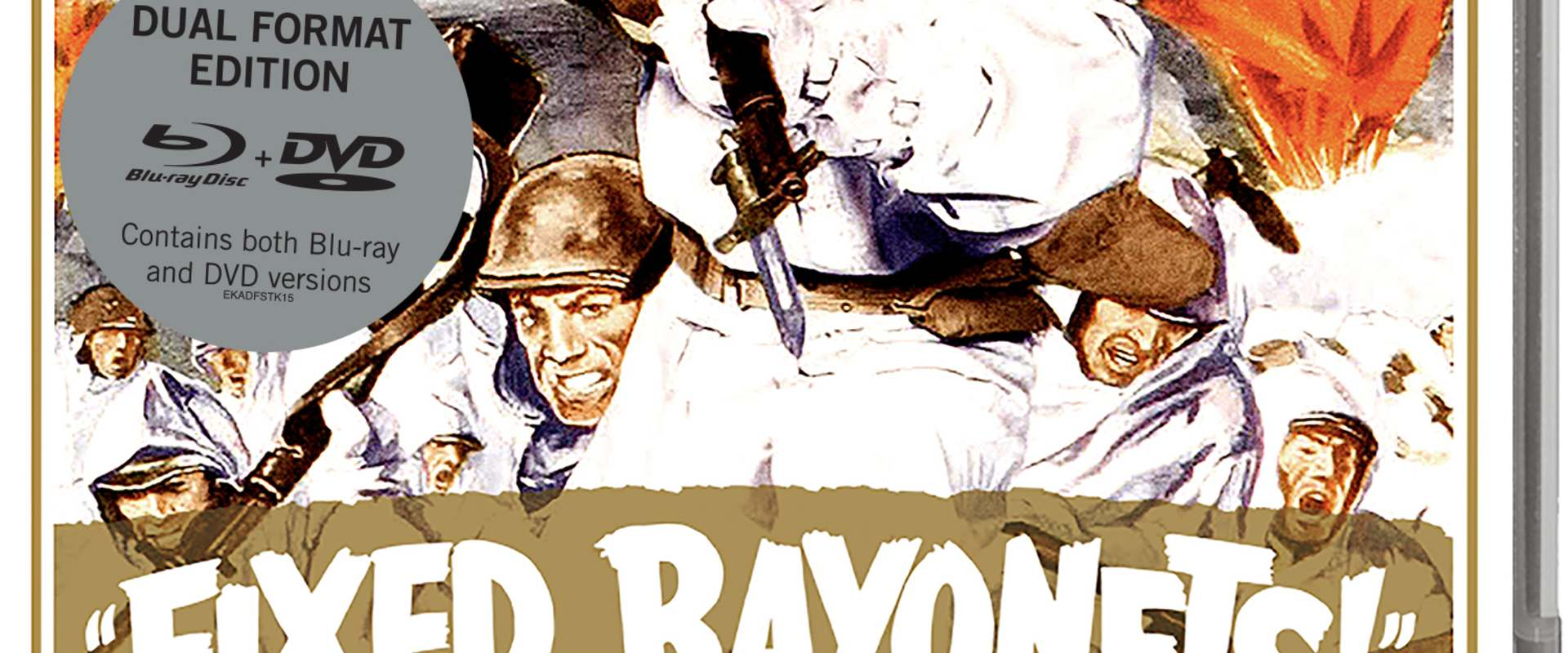 Fixed Bayonets! background 2