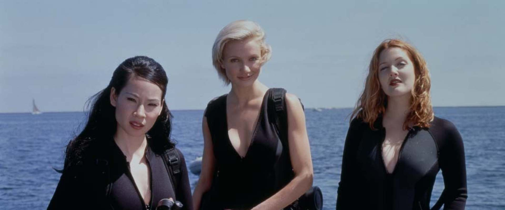 Charlie's Angels background 2