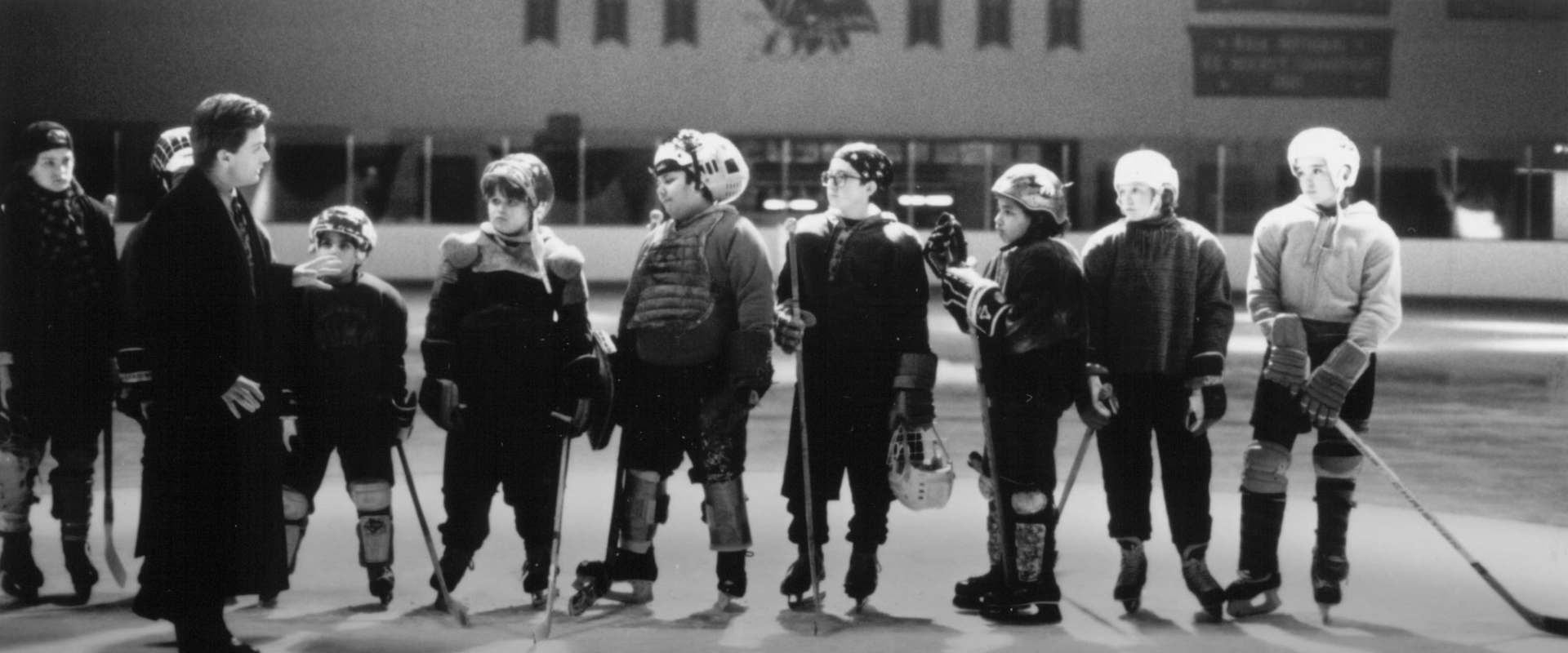 The Mighty Ducks background 1