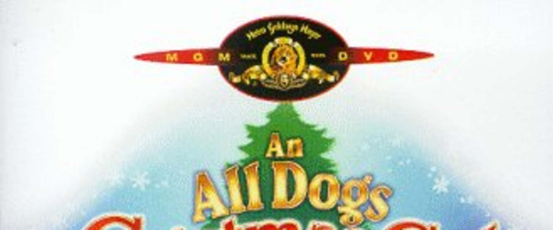 An All Dogs Christmas Carol background 1