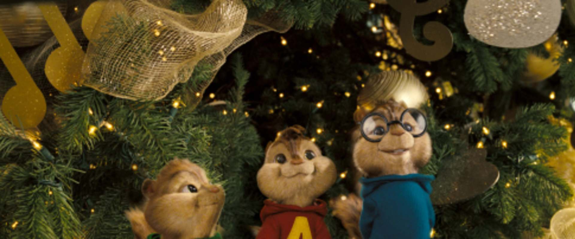Alvin and the Chipmunks background 2