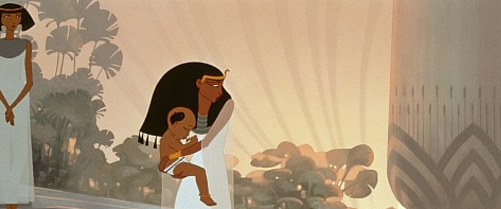The Prince of Egypt background 2