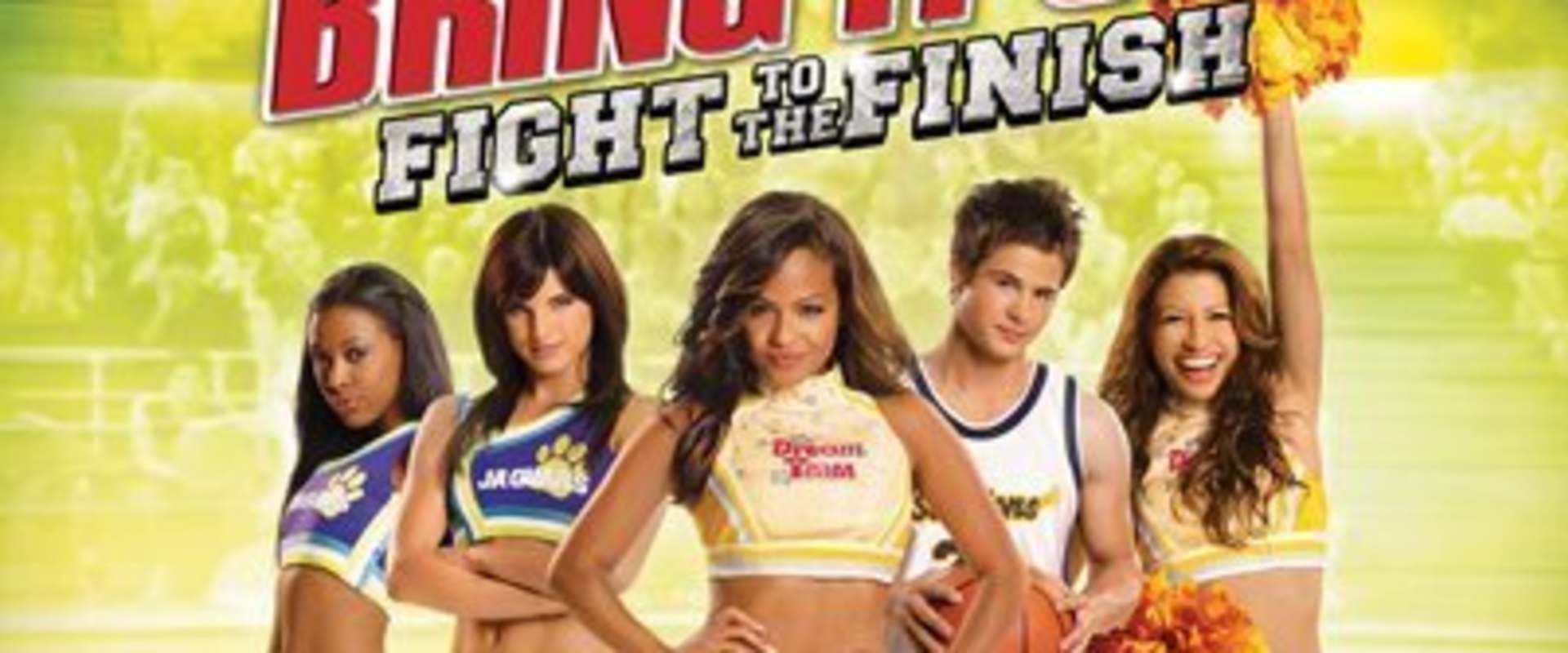 Bring It On: Fight to the Finish background 2
