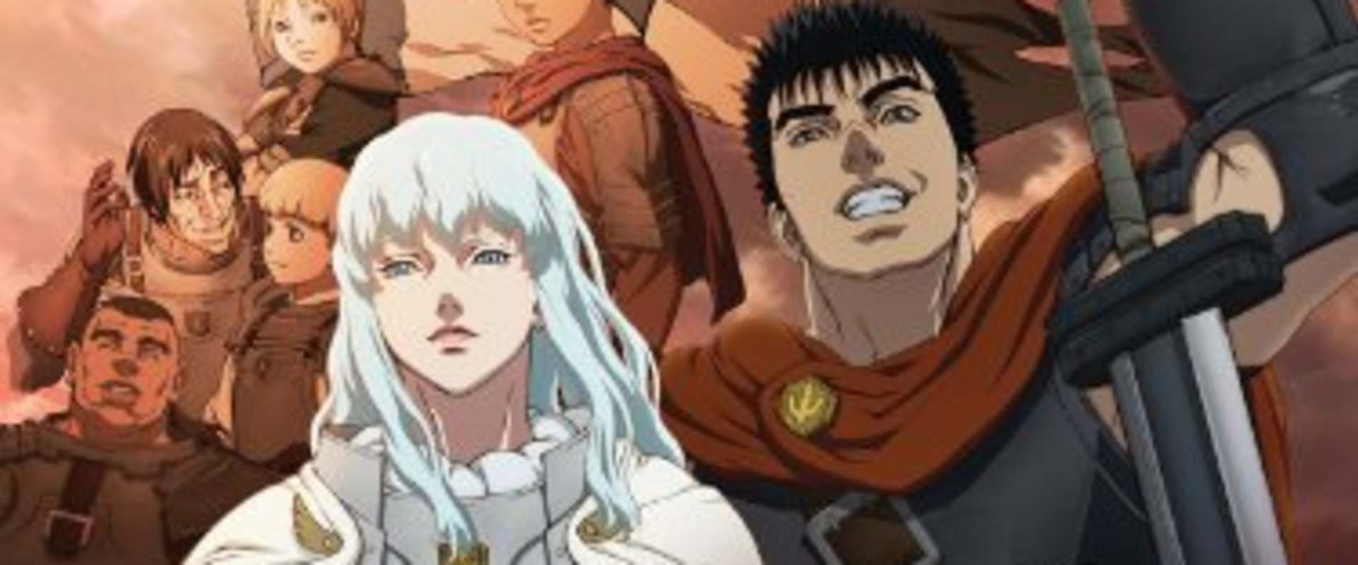 Berserk: The Golden Age Arc I - The Egg of the King background 1
