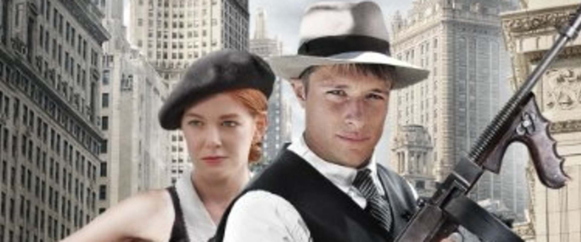 Bonnie & Clyde: Justified background 1