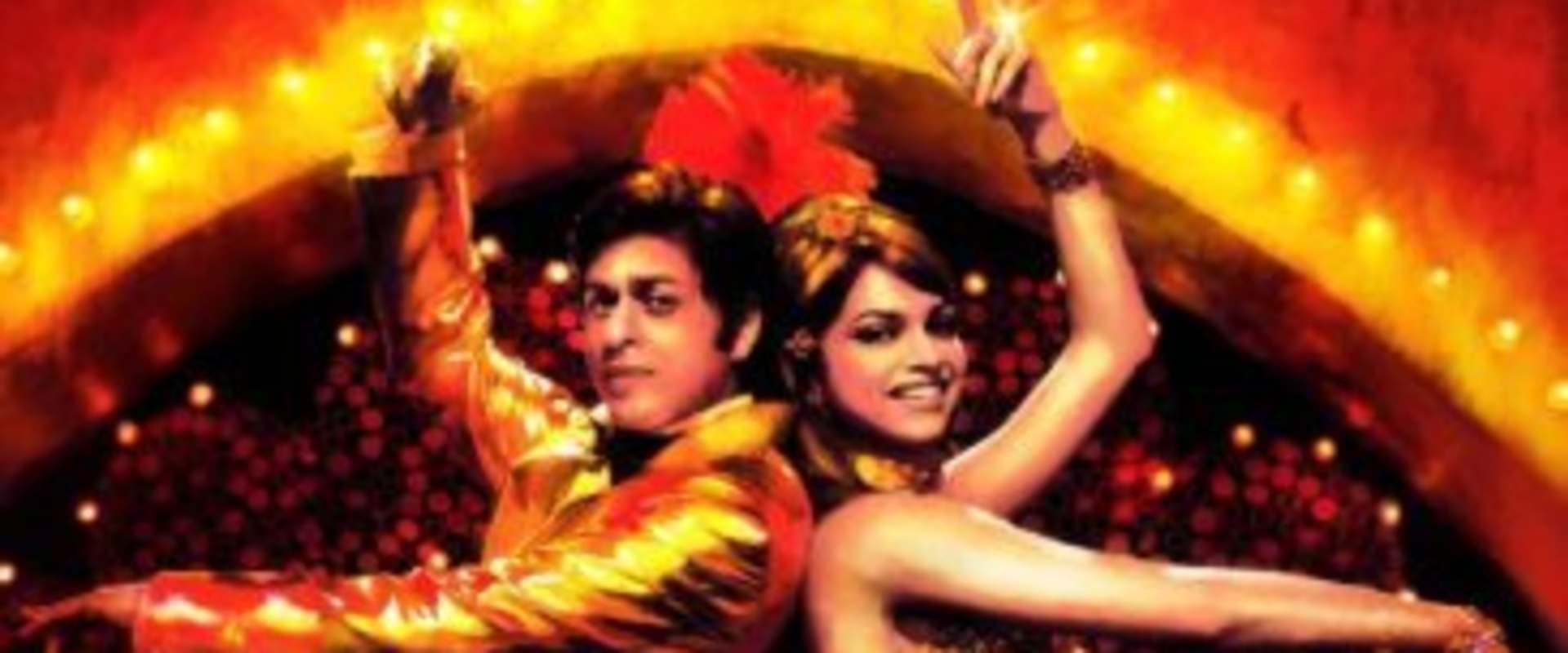 Om Shanti Om background 2
